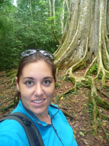 Me and the Fig tree