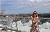 Joan on the rooftop of Il Vittoriano: by frenchflower24, Views[732]