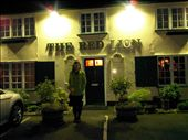 The Red Lion - an amazing vegetarian restaurant that Joan took me to!: by frenchflower24, Views[198]