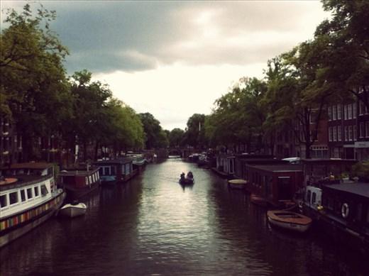 Amsterdam Canals, Amsterdam, Netherlands.