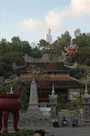 Templo en Nah Trang