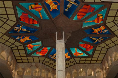 Techo del soco / Souq's ceiling