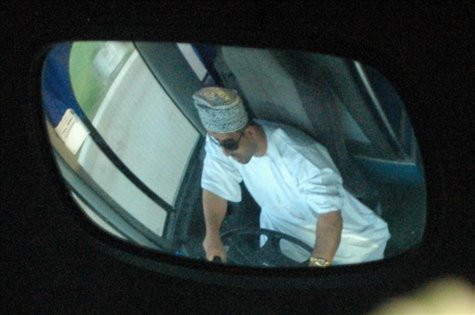 El conductor / The driver