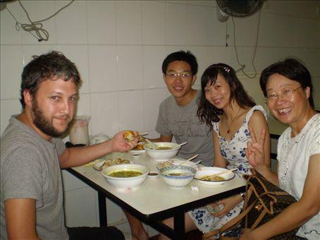 Desayuno shanganes / Shanghanese breakfast