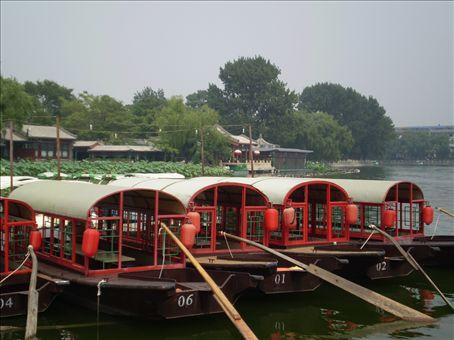 Los lagos de Beijing / Lakes in Beijing