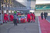 Team Ferrari Scuderia preparing the cars just before the race: by gandrews77, Views[107]