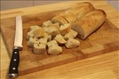 Cubing the bread: by garrett, Views[168]