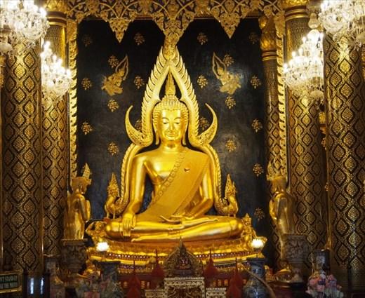 Phra Buddha Chinnarat, Phitsanulok, Wat Yai, Naresuan