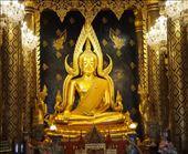 Phra Buddha Chinnarat, Phitsanulok, Wat Yai, Naresuan: by gatornav, Views[169]