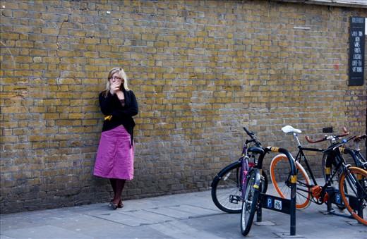 East London: 5' break, is probably not enough!