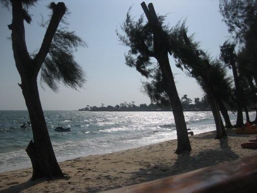 Sihanoukville sokas beach