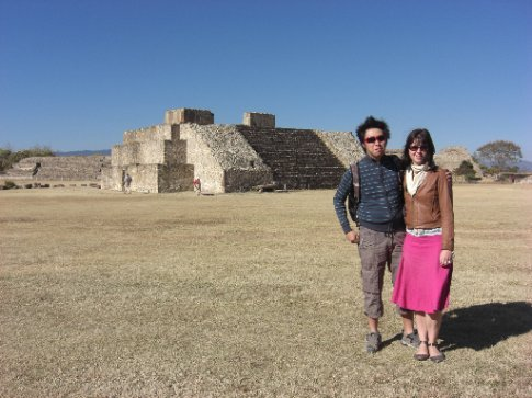 me and eddie at monte alban