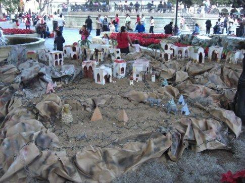 Oaxaca nativity