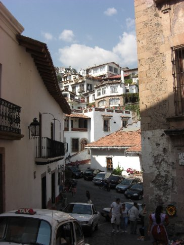 Taxco streets