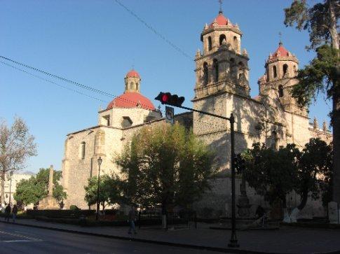 Buildings in Morelia