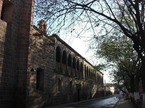 Arches in Morelia