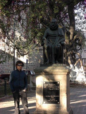 Eddie and Cervantes