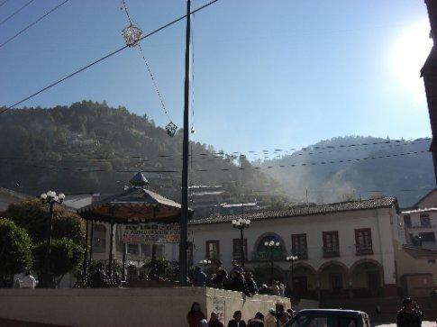 Views in Angangeo village