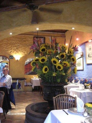 Sunflowers restaurant