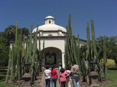 Hacienda on tequila tour