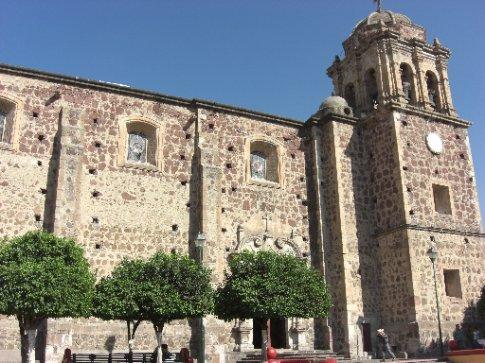 Church in Tequila