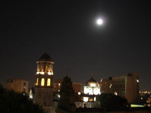Guadalajara at night