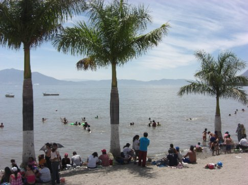 Chapala before it got too busy