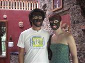 face masks on the nanciyaga tour: by gemma, Views[256]