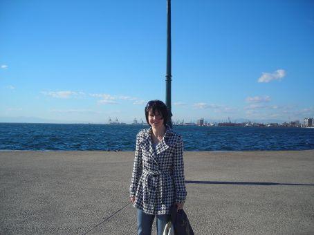 Thessaloniki. Me!