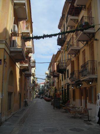 Nafplio - street