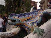 gaudi dragon: by gemma, Views[654]