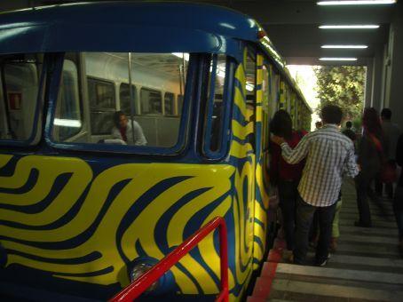 cool funicular