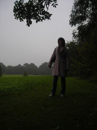Me on Coulsdon Common