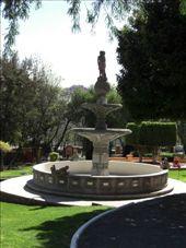 a fountain in cerro de las campanas: by gemma, Views[255]