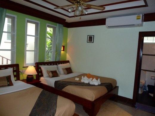 My room. Very nice