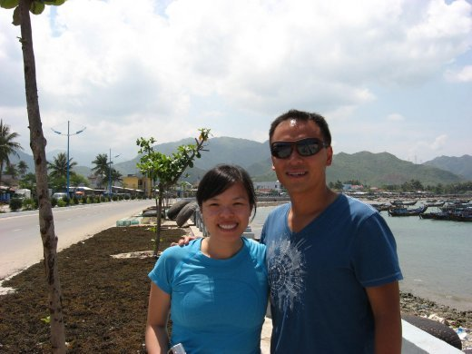 En route vers Quy Nhon; My-Linh et Alexx découvre leur merveilleux pays!