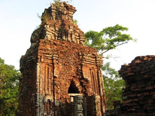 Visiter les ruines à 6h du matin est l'idéale: la lumière est belle, il ne fait pas chaud et il y a très peu de touristes