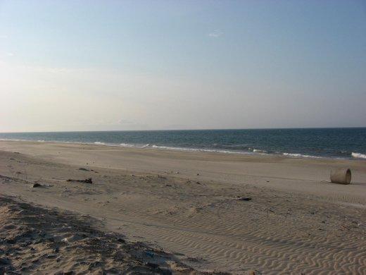 La plage de Hoi An est aussi très belle.