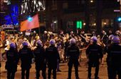 The police taking action after the crowd had thinned out: by genial, Views[163]
