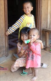 Young children in SenMonorom: by gina_holley, Views[159]