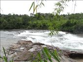 Tatai waterfall at the start of the wet season: by gina_holley, Views[646]