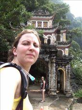 me at the bichdohu padgoda: by glimmerwing, Views[203]