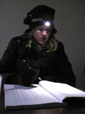 me studying during a common power outage: by globalld, Views[538]