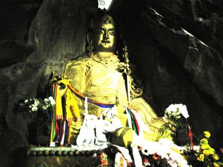 Guru Rinpoche cave, Tso Pema