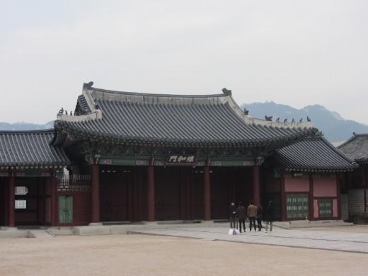 Gyeongbokgung Palace 경복궁