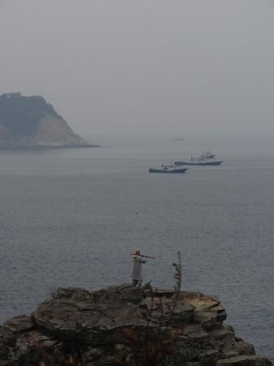 Jusangjeolli cCliffs
