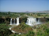 The Blue Nile Falls: by grace_peoples, Views[429]