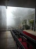 view from inside the The Peak tram station: by gracepace, Views[202]