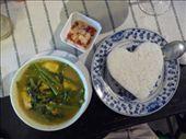 Khmer spicy sour soup w/ fish: by gracepace, Views[557]
