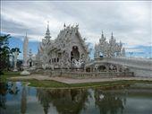 Wat Rong Khun_Chang Rai: by gracepace, Views[283]